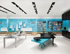 Quirky and fun design Blog Aer Store By Coordination Asia, Retail Design
