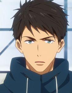 Free Characters, Anime Characters, Hot Anime Boy, Anime Guys, Rin Matsuoka, Yamazaki Sousuke, Makoto, Splash Free, Free Eternal Summer