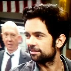 "Danny's first scene in SVU - "" Personal Fouls """