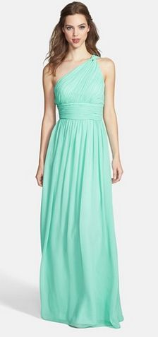 the prettiest bridesmaid dress