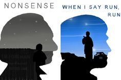 First & Second - Doctor Who Catchphrase Art - TV - ShortList Magazine (Image: Agnitti) I Am The Doctor, Second Doctor, Magazine Images, Police Box, Don't Blink, Television Program, Time Lords, Dr Who, Science Fiction