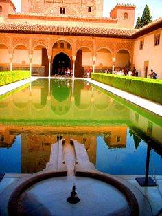 We are inspired by the #Alambra, #Granada #Spain. #PlacesWeLove
