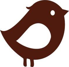 vogelke Silhouette Cameo, Silhouette Portrait, Bird Applique, Embroidery Applique, Stencils, Posca Art, Patch Aplique, Little Birdie, Thinking Day