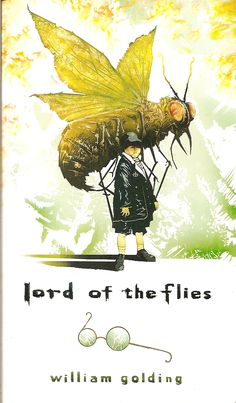 Finished reading William Golding's 'Lord of the Flies'. Stunned. Hoping against all odds that one day I'll be able to write like this...