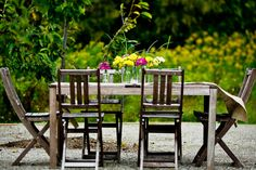 Head Tables, Outdoor Furniture Sets, Outdoor Decor, Wedding Ideas, Weddings, Spring, Summer, Home Decor, Summer Time