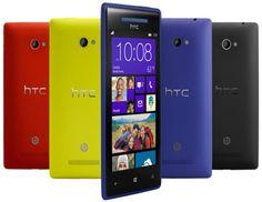 Windows 8X by HTC