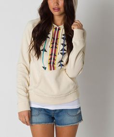 Plunge right into the fashionable surf scene with a classic hoodie. Featuring stylish graphics and a large front pocket perfect for collecting seashells, this look fits right in at late-night bonfires or simply surfing on the couch.60% cotton / 40% polyesterMachine wash; tumble dryImported