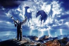 Sitting Bull with On Horse | sioux, Sitting Bull