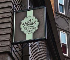 Paris Bakery Branding by Mash Bonigala on Behance