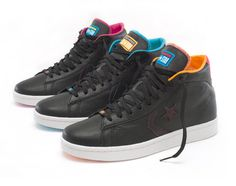 Converse Pro Leather - World Basketball Festival 2012 Collection