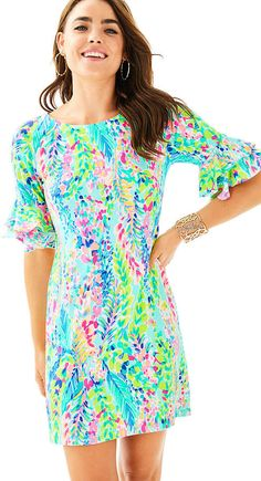 cfcec90683c Lilly Pulitzer Lilly Pulitzer Lula Dress  affiliatelink Lilly Pultizer