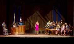 """Legally Blonde: The Musical""..."