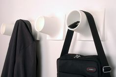 The Cubby: A Hook and Cubby Shelf in One