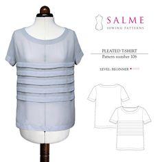 PDF imprimable modèle y compris illustrent Guide de couture.  Vous pouvez télécharger instantanément votre motif après paiement. Vous aurez besoin
