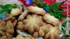 Ciasteczka wyciskane z maszynki | Fascynacje Ani