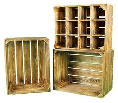 Decor, Crates, Decoration, Decorating, Deco, Embellishments