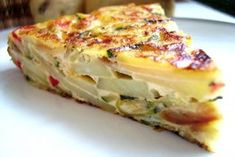 tortilla de légumes recette weight watchers gratuite