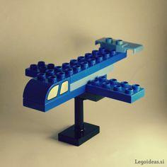 Lego Duplo Jumbo jet Airplane