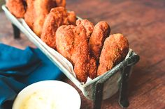 Using red snapper for my Crispy Fried Red Snapper Fish Sticks really enhanced the flavor of this recipe; versus using the the typical Pollock fish that is used in traditional store bought frozen fish sticks. Whole30 Fish Recipes, Fried Fish Recipes, Seafood Recipes, Appetizer Recipes, Appetizers, Drink Recipes, Whole Red Snapper Recipes, Fried Red Snapper, Fish Varieties