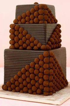 Lindo.chocolate y trufas