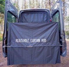 Exterior Shower for Camper Van Conversion - van life Sprinter Van Conversion, Camper Van Conversion Diy, Mini Camper, Camper Life, Camper Van Shower, Kangoo Camper, Build A Camper Van, 4x4 Camper Van, T5 Camper