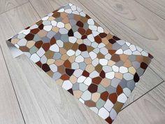 Autocolant faianţă decorativă Terra Modern Decor, Quilts, Blanket, Design, Quilt Sets, Blankets, Log Cabin Quilts, Cover, Quilt