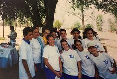 Colegio Inglés Hidalgo, 2001-2002.