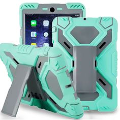 Built in kickstand; Only fits for Apple iPad Mini 1/2/3, not suilt for iPad Mini 4; The most popular color.