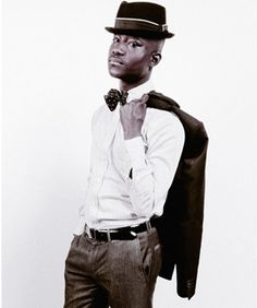 Dapper Dude // Shop + Discover + Inspire // www.heritage1960.com/collections/the-summit