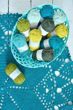 byClaire yarn no. 2! - byClaire - haakpatronen, haakboeken, haakgaren