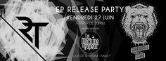 Concert Red Touch + Surrounded By Bears  Vendredi 27 juin 2014 - 20h30 LA MACHINE A VAPEUR - Quai Ste Catherine - NANCY