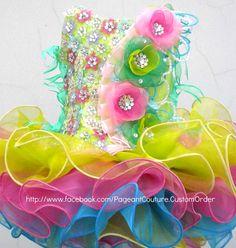 glitz pageant dresses - Google Search