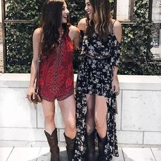 my best friend is getting married ❤️ we came to Nashville on a solo trip for the first time together 10 years ago so it's only fitting we're celebrating her bachelorette here! 👰🏻 also, I can't deal with her romper situation, girlfriend looks INSANE 🙌🏼🙌🏼🙌🏼 shop for both of our looks via @liketoknow.it http://liketk.it/2rvsy #liketkit OR click the link in my bio and hit SHOP MY INSTAGRAM! 🛍 #GLAMtraveldiary #nashville #bastabach