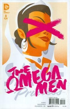 Omega Men (2015 3rd Series) 3A