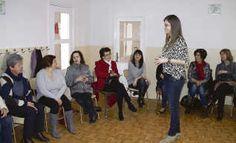 La Asociación de Enfermos de Alzheimer organiza un seminario de fisioterapia