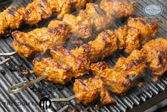 #FreedomOfChoice How about sinking your teeth into some nice juicy kebabs?  No barbecue is complete without some sizzling lamb tikka. Prepare to get your fingers dirty and get ready to fight for the last piece!