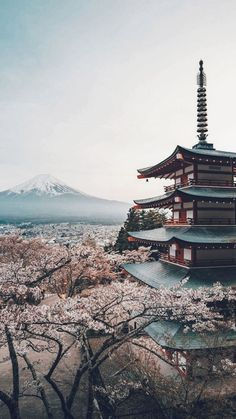 Aesthetic Japan, City Aesthetic, Travel Aesthetic, Monte Fuji Japon, Places To Travel, Places To Go, Travel Destinations, Japon Tokyo, Fuji Mountain