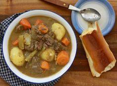 Minnesota Winter Beef Stew - yumm!