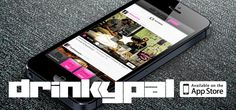 #DrinkyPal iPhone App