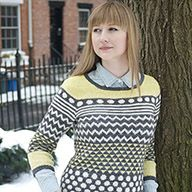 Brewster by Alexis Winslow: Win a deluxe Karbonz Interchangeable set & great knitting patterns on the Knit Darling blog!