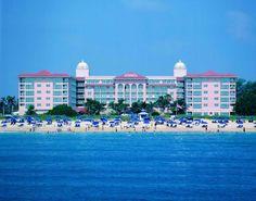 The Palm Beach Shores Resort and Vacation Villas in Palm Beach Shores Florida.