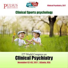 The fifth track of GCPAM Congress is on Clinical Sports Psychology. Clinical Sport Psychology delebers a new path for thinking about the psychological processes that are involved in attaining and maintaining sport expertise.