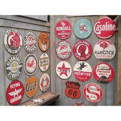 アメリカンガレージのウッドサイン(人気のデザイン3枚セット/キャンディタワーおまかせチョイス) アメリカ雑貨 アメリカン雑貨 木製看板