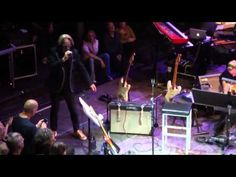 In september 2011 veteran singer, songwriter, master guitarist and producer Todd Rundgren collaborated with the Dutch Metropole Orchestra on a song cycle of Todds best songs.  Here is the entire 90 minute concert in the Paradiso in Amsterdam. The video is compiled from various amateur sources, but the audio is from a prestine radio broadcast recording.