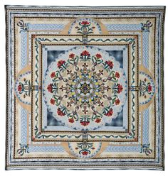 Large Wall Quilts Hand Quilted – Fairfield Processing Corporation 3rd Place