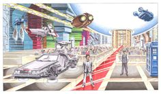 Beautiful artwork inspired by the awesome book Ready Player One by Ernest Cline