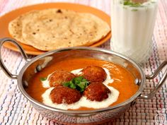 Malai Kofta Recipe (with shahi Malai Kofta Curry) - Paneer and nuts stuffed potato dumplings simmered in a velvety smooth brown and creamy blended gravy.
