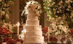 bolo   decoração   casamento   wedding   cake   decor   flores