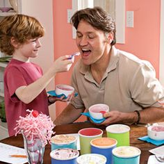 Father's Day Traditions Dads Love via Family Fun - another list of great ideas of fun things to do with Dad.