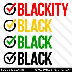 I Love Melanin - African American SVG files for Cricut & Silhouette Black History Facts, Black History Month, Black Girl Art, Black Girl Magic, My Black Is Beautiful, Black Love, Young Gifted And Black, Friends Font, Image Paper